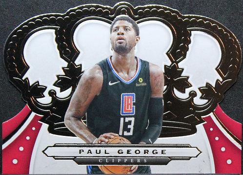 Paul George 2019-20 Crown Royale