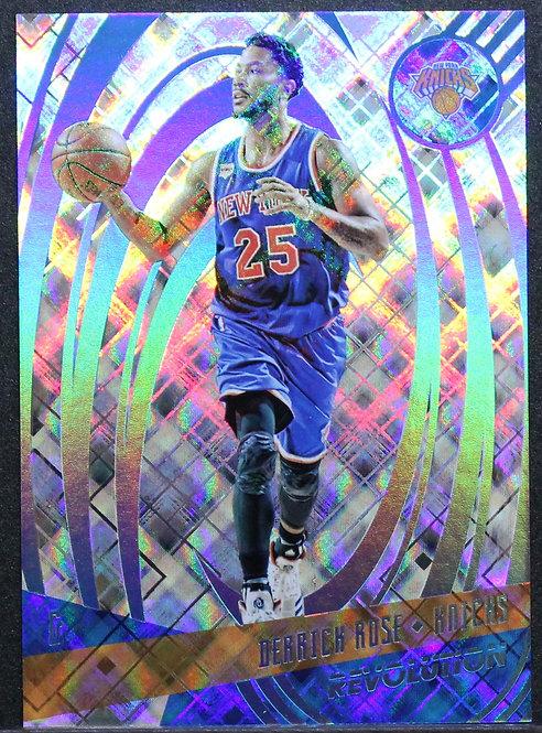Derrick Rose 2016-17 Revolution Cosmic 16/100