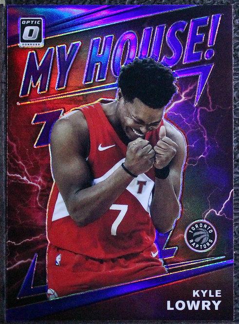 Kyle Lowry 2019-20 My House Purple