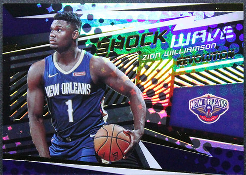 Zion Williamson 2019-20 Revolution Shock Wave RC