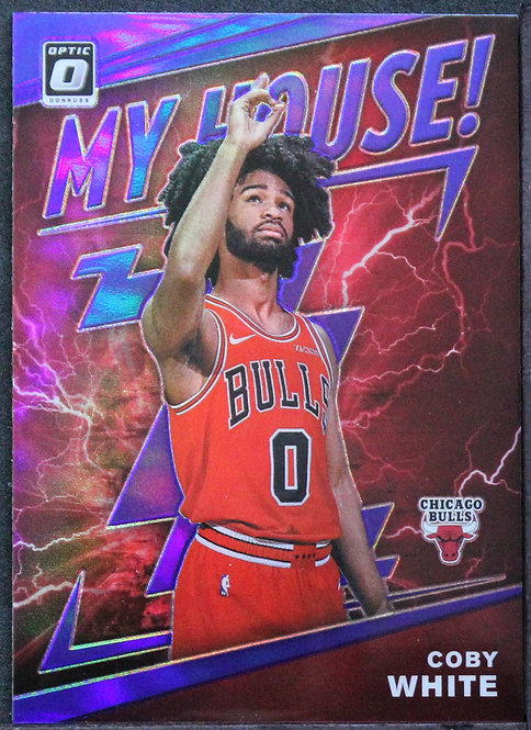 Coby White 2019-20 My House Purple