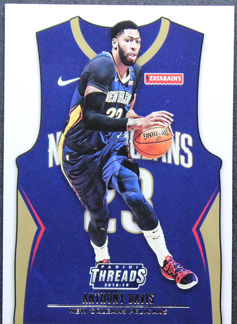 Anthony Davis 2018-19 Threads Icon