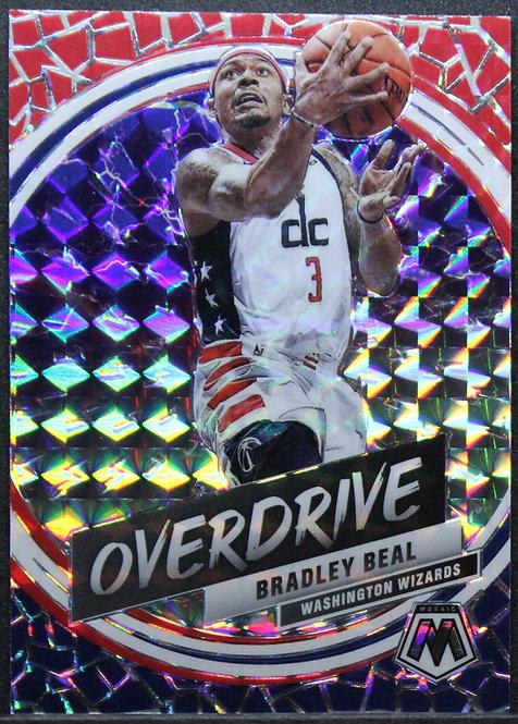 Bradley Beal 2019-20 Mosaic Overdrive