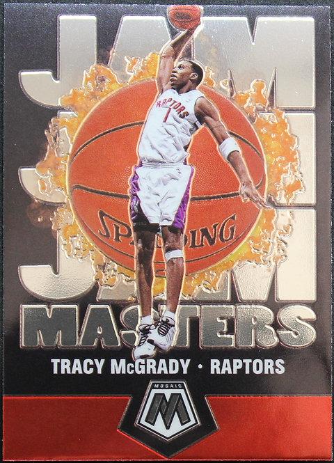 Tracy McGrady 2019-20 Mosaics Jam Masters