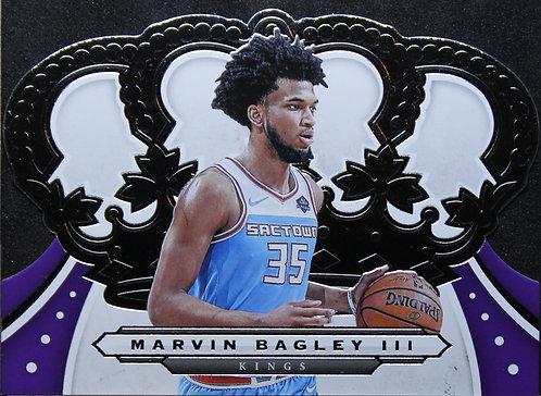Marvin Bagley III 2019-20 Crown Royale
