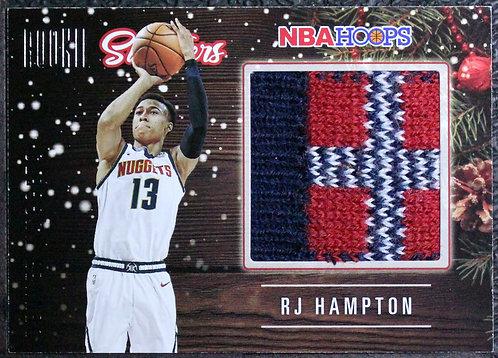 RJ Hampton 2020-21 Hoops Sweaters