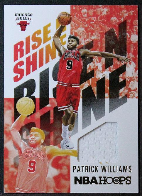 Patrick Williams 2020-21 NBA Hoops Rise n Shine
