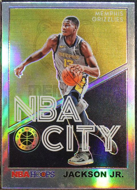 Jaren Jackson Jr. 2019-20 NBA City Holo