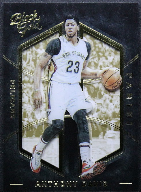 Anthony Davis 2015 -16 Black Gold