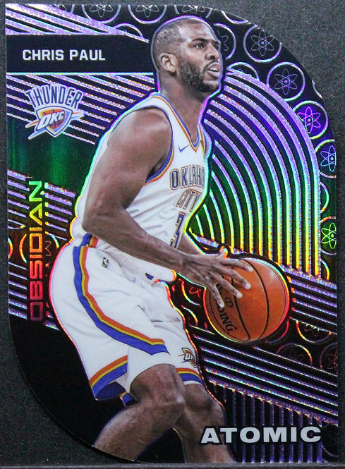Chris Paul 2019-20 Obsidian Atomic 43/50
