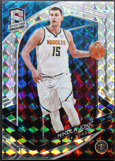 Nikola Jokic 2019-20 Spectra Interstella 47/49