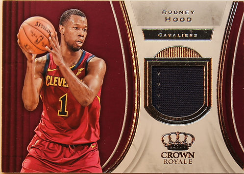 Rodney Hood  2018-19  Crown Royale Jerseys