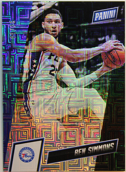 Ben Simmons 2019 National Convention Escher Squares 01/25