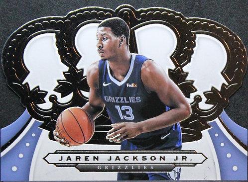 Jaren Jackson Jr. 2019-20 Crown Royale