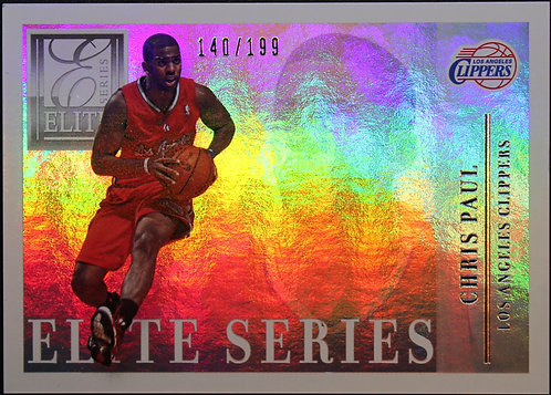 Chris Paul 2012-13 Elite Series Veteran Elite Series 140/199