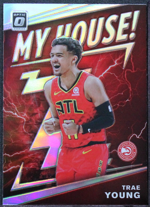 Trae Young 2019-20 My House Holo