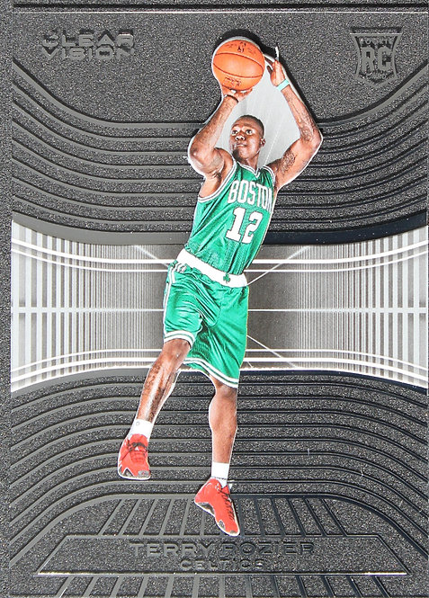 Terry Rozier 2015-16 Clear Vision Rookie