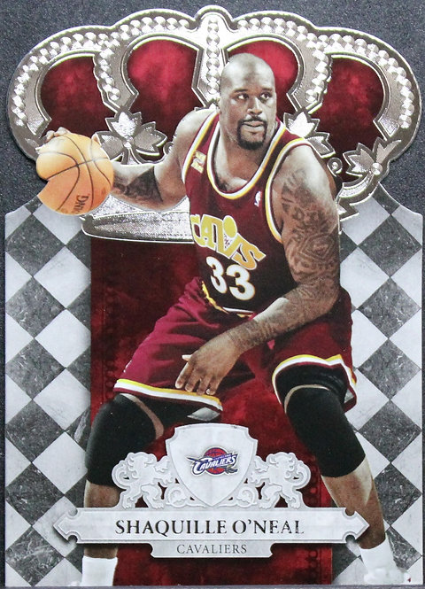 Shaquille O'Neal 2009-10 Crown Royale
