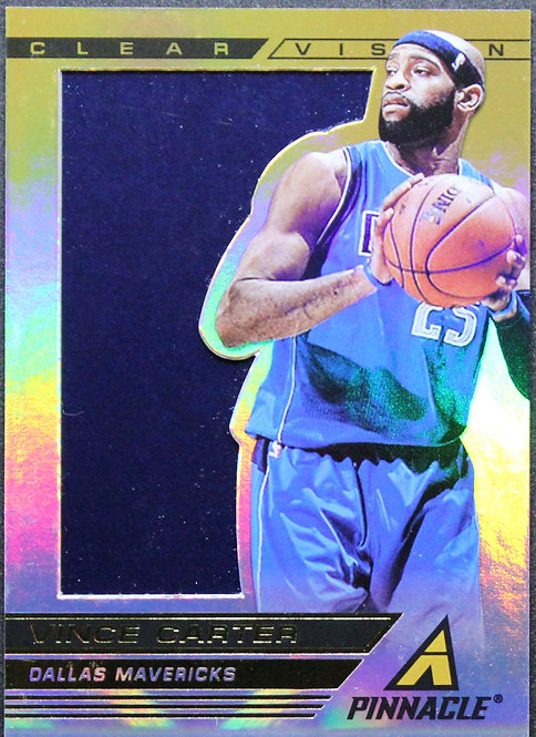 Vince Carter 2013-14 Pinnacle Clear Vision 1st Quarter