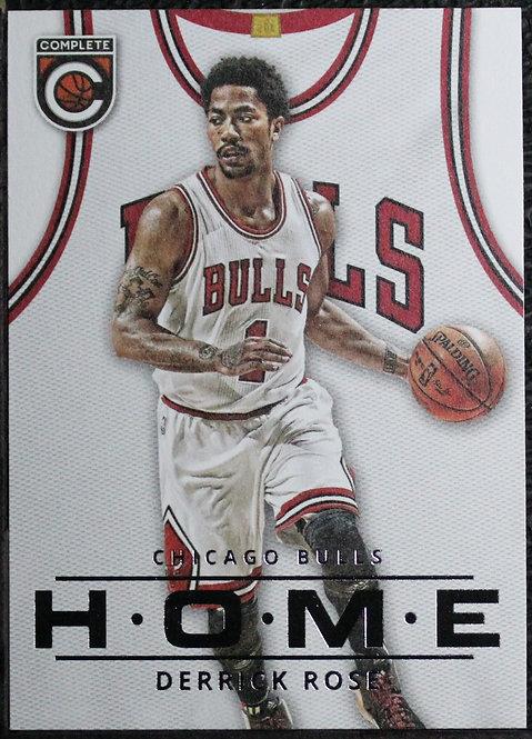 Derrick Rose 2015-16 Complete Home