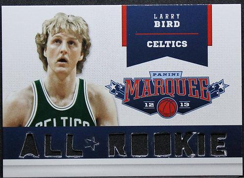 Larry Bird 2012-13 Marquee All-Rookie Team Laser Cut