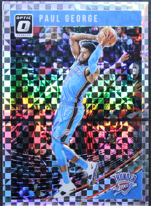 Paul George 2018-19 Optic Checkerboard