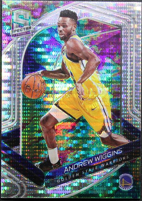 Andrew Wiggins 2019-20 Spectra Celestrial 96/99