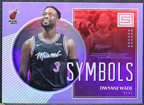 Dwyane Wade 2018-19 Status Symbols Purple