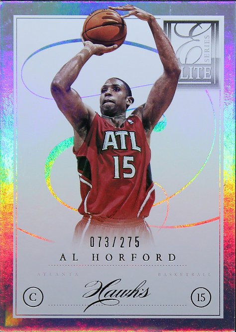 Al Horford 2012-13 Elite Series 73/275