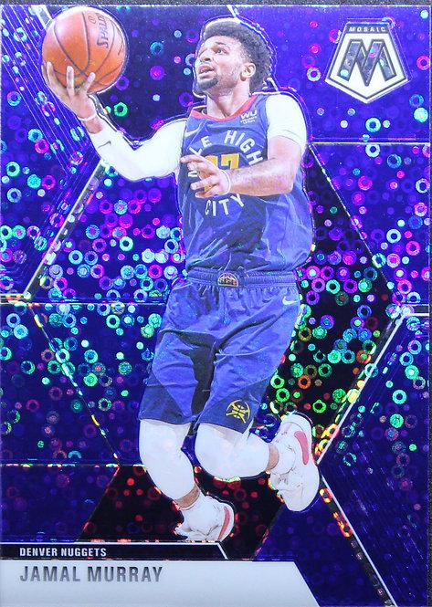 Jamal Murray 2019-20 Mosaic Fast Break Blue 36/85