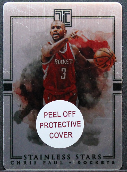 Chris Paul 2018-19 Impeccable Stainless Stars 62/99