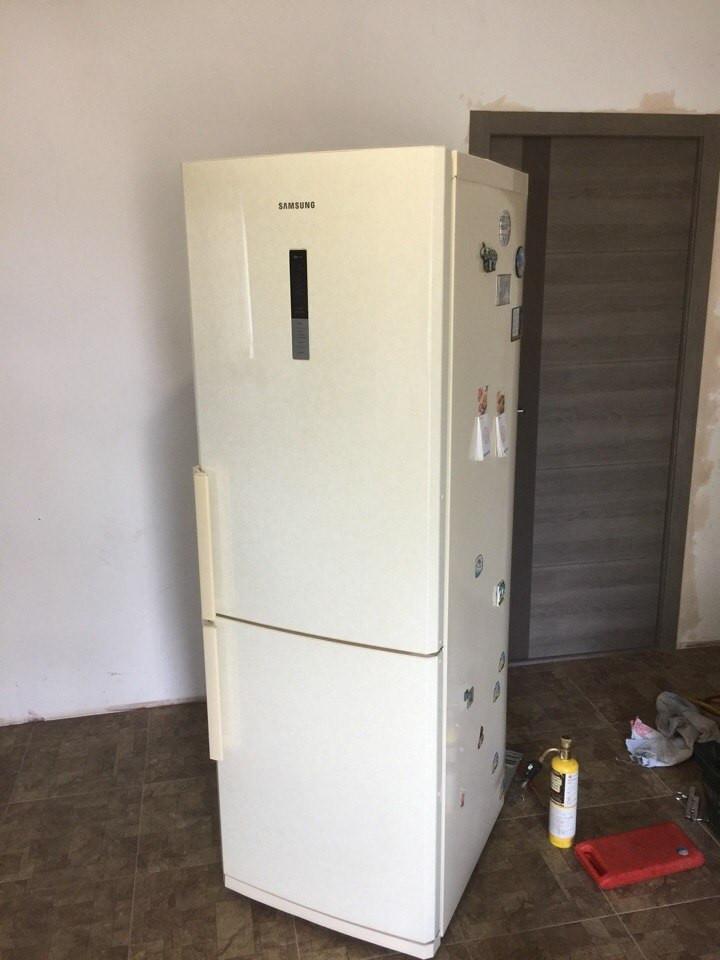 Ремонт холодильника Samsung в Саратове