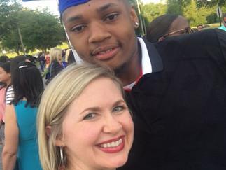 Ray Barnes, CF Basketball player, 2019 Graduate