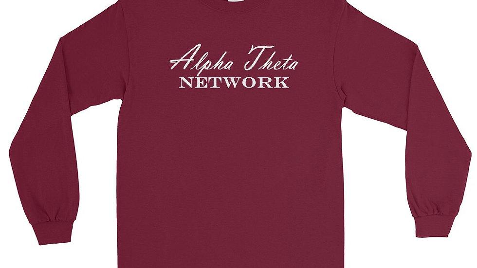 ATN Long Sleeve CottonT-Shirt - 3XL