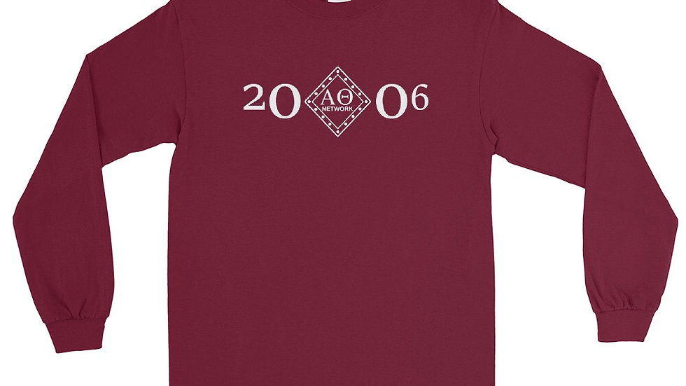 ATN Establishment Long Sleeve Cotton T-Shirt - 2XL
