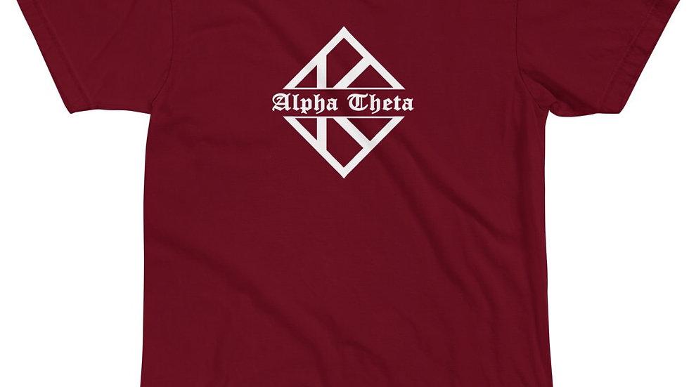 Alpha Theta Short Sleeve Dri-Fit T-Shirt - 2XL