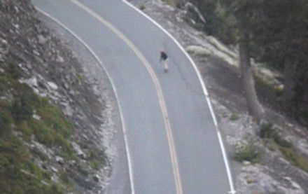 Extreme Ride Mt Baker