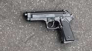 Baltimore police shoot 13-year-old holding replica gun
