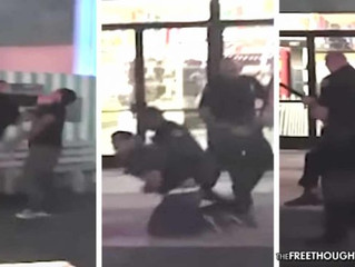 Feds Indict 3 Cops for Savagely Beating 16yo Boy After Video Exposed Them as Lying Tyrants