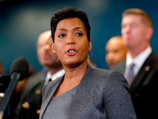 Atlanta's New Mayor Keisha Lance Bottoms Is the Coldest