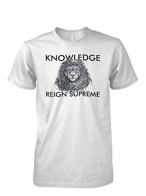Knowledge Reign Supreme