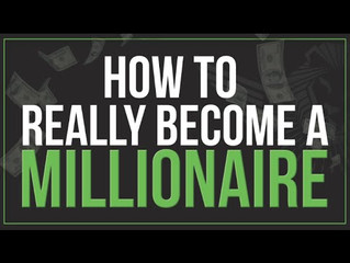 How to Become a Millionaire in 3 Years or Less?