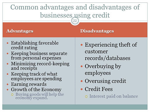 Common+advantages+and+disadvantages+of+b