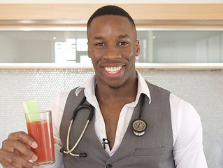 YOUNG DOCTOR'S HANGOVER CURE GOES VIRAL