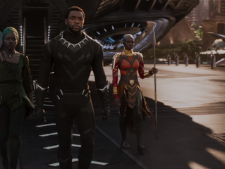 Chadwick Boseman Chose His Black Panther Accent to Make a Point About White Supremacy