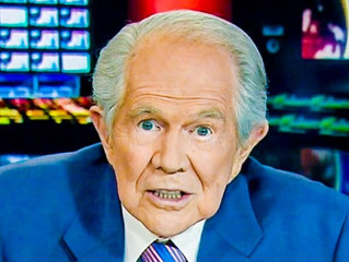 Pat Robertson demands Trump fire Mueller and pardon everyone: 'This whole thing has to be shut down!
