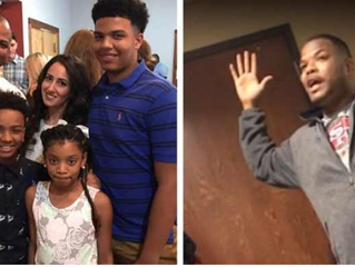 Cops Accuse Entire Family of Robbing their Own Home, Hold 4 Children at Gunpoint