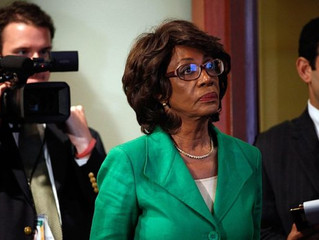 Rep. Maxine Waters faces a possible 5 year prison sentence for inciting violent riots against Republ
