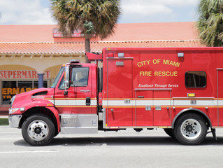 Miami Firefighters Hang Noose Over Black Colleague's Family Photo, Draw Penis on Picture of His Wife