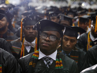 White High School Dropouts Are Still Wealthier Than Black College Graduates